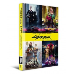 The World of Cyberpunk 2077 (Hardcover) в Подаръци