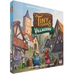 Tiny Towns: Villagers Expansion (2020) - разширение за настолна игра