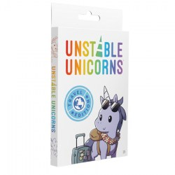 Unstable Unicorns: Travel Edition (2020) - парти настолна игра