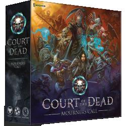 [Леко увредена кутия, запечатана] Court of the Dead: Mourners Call (Retail Edition, 2019) - настолна игра