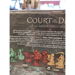 [Damaged box, sealed] Court of the Dead: Mourners Call (Retail Edition, 2019) Board Game
