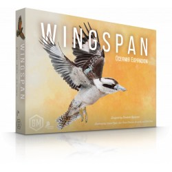 Wingspan: Oceania Expansion (2020) Board Game