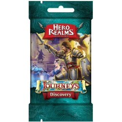 Hero Realms Deckbuilding Game: Journeys - Discovery Expansion Board Game