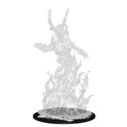 WizKids Pathfinder Battles Deep Cuts Unpainted Miniatures: Wave 13 Huge Fire Elemental Lord