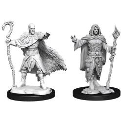 D&D Nolzur's Marvelous Miniatures: Wave 14 Male Human Druid в D&D и други RPG / D&D Миниатюри