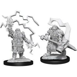 D&D Nolzur's Marvelous Miniatures: Wave 14 Male Dwarf Cleric в D&D и други RPG / D&D Миниатюри