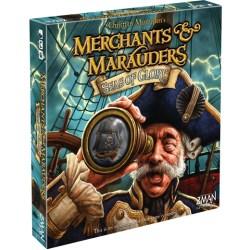 Merchants & Marauders: Seas of Glory Expansion (2015) - разширение за настолна игра