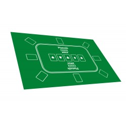 Piatnik Playing Surface Poker Table Top Playing Surface (60 x 90cm) in Sleeves & Accessories