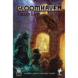 Gloomhaven: Fallen Lion Comic