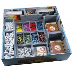 Folded Space: Spirit Island + Branch and Claw Expansion Organiser in Box organizers