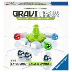 GraviTrax Balls & Spinner Expansion (multilingual edition) in Gravitrax