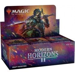 MTG: Modern Horizons 2 Draft Booster Display Box (36) Board Game