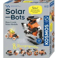 Solar Bots (немско издание) в Подаръци