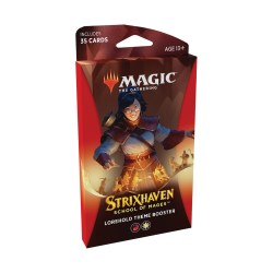MTG: Strixhaven: School of Mages Theme Booster - Lorehold (1) Board Game