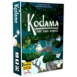 Kodama: The Tree Spirits 2nd Edition - настолна игра с карти