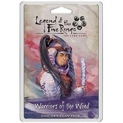Legend of the Five Rings: The Card Game Clan Pack - Warriors of the Wind