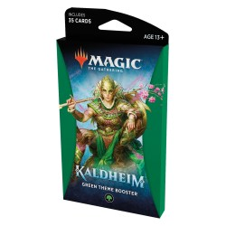 MTG: Kaldheim Theme Booster - Green (1 бустер) в Magic: the Gathering