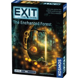 "Exit: The Game - The Enchanted Forest (2020) - ""escape room"" настолна игра"