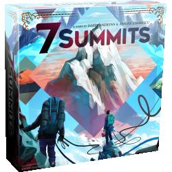 7 Summits (2021) - настолна игра