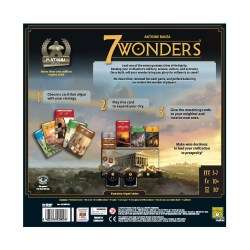 7 Wonders: 2nd Edition (2020) - настолна игра