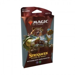 MTG: Strixhaven: School of Mages Theme Booster - Witherbloom (1) Board Game