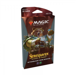 MTG: Strixhaven: School of Mages Theme Booster - Witherbloom (1) in Magic: the Gathering