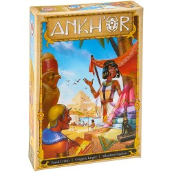 Ankh'or (2019) - настолна игра