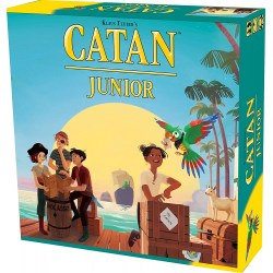 Catan: Junior (2020, english edition) Board Game