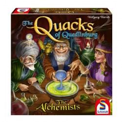 The Quacks of Quedlinburg: The Alchemists Expansion (2020) - разширение за настолна игра