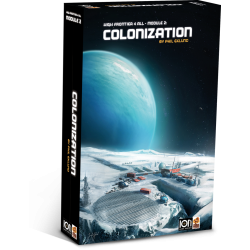 High Frontier 4 All: Module 2 - Colonization Expansion (2020) - разширение за настолна игра