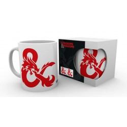 Керамична чаша - GBeye Mug: Dungeons and Dragons - Ampersand в Подаръци