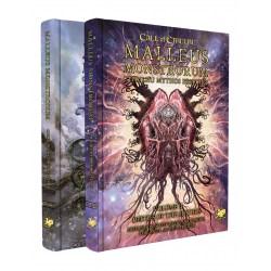 Call of Cthulhu RPG: Malleus Monstrorum - Cthulhu Mythos Bestiary Vol. 1&2 Slipcase Set(7th Edition, Hardcover) в D&D и други RPG / Други RPG