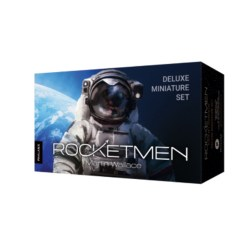 Rocketmen: Deluxe Miniature Set Expansion Board Game