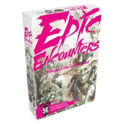 Epic Encounters: Village of the Goblin Chief (D&D 5E Compatible) в D&D и други RPG / D&D Миниатюри