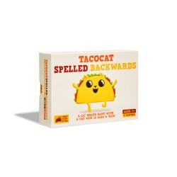 Tacocat Spelled Backwards (2021) Board Game