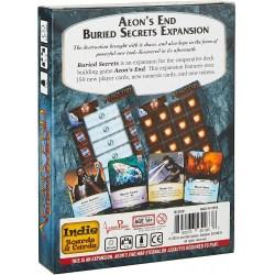 Aeon's End: Buried Secrets Expansion (2019) - разширение за настолна игра
