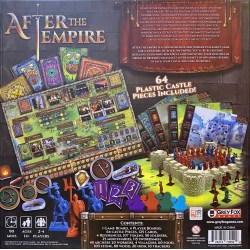 After The Empire (2021) Board Game