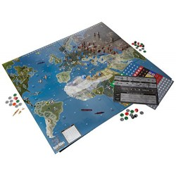 Axis & Allies Europe 1940 Second Edition (2012) Board Game