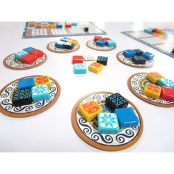 Azul (Greek edition, 2019) - настолна игра