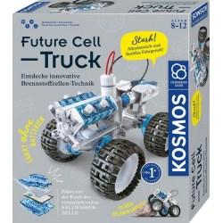 Future Cell: Truck (немско издание) в Подаръци