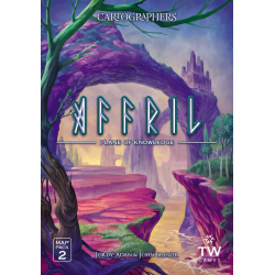 Cartographers Map Pack 2: Affril – Plane of Knowledge Expansion (2021) Board Game