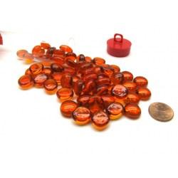 Chessex: Orange Gaming Stones (40) в Аксесоари