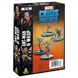 Marvel: Crisis Protocol – Ant-Man & Wasp Expansion (2020) in Marvel: Crisis Protocol