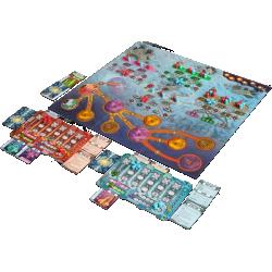 Cryo Board Game (2021) - настолна игра