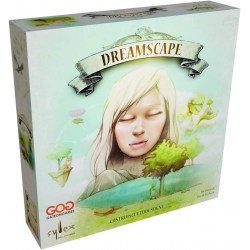 Dreamscape + Expansions Bundle (Red Raven, White as Snow, Will'O the Wisp, Dream Creatures Expansions, 2020)