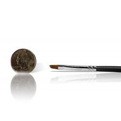 Gadzooks Gaming - Kolinsky Dry Brush - четка за оцветяване на миниатюри от естествен косъм в Четки, бои и аксесоари