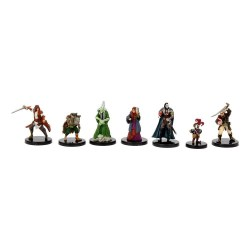 Dungeons & Dragons Fantasy Miniatures: Icons of the Realms - Legends of Barovia Premium Box Set in Icons of the Realms