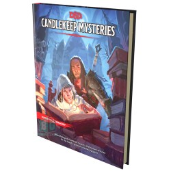 Dungeons & Dragons RPG 5th Edition: Candlekeep Mysteries (Adventures Level 1-16) in D&D Adventures