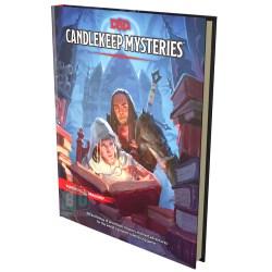 Dungeons & Dragons RPG 5th Edition: Candlekeep Mysteries (Adventures Level 1-16) в D&D и други RPG / D&D 5th Edition / D&D приключения