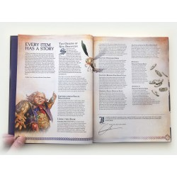 Dungeons & Dragons RPG 5th Edition: Loresmyth -Remarkable Shops & Their Wares (5E Hardcover, Loresmyth) в D&D и други RPG / D&D 5th Edition / D&D други правила